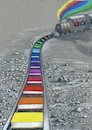 Cartoon: Books and Children (small) by menekse cam tagged book,reading,train,colored,world,education,school,children