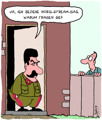 Nord-Stream-Gas