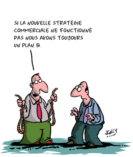 Cartoon: Strategie (medium) by Karsten tagged entreprises,economie,strategie,plan,commercial,benefice,capitalisme,entreprises,economie,strategie,plan,commercial,benefice,capitalisme
