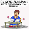 Cartoon: Draufhauen (small) by Karsten tagged eu,polen,beata,szydlo,politik,pis,kindergarten,demokratie,ratspräsidentschaft,wahlen,benehmen,parteipolitik,gesellschaft
