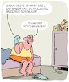 Cartoon: Fischig (small) by Karsten tagged männer,einsamkeit,sex,hobbies,psychologie,junggesellen,liebesleben,sockenpuppen,gesellschaft