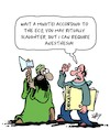 Cartoon: Freedom of Religion (small) by Karsten tagged islam,islamists,terrorism,caricatures,democracy,politics,religion,rituals,society,culture