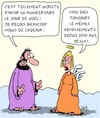 Cartoon: Injuste! (small) by Karsten tagged anniversaire,noel,bible,christianisme,fetes,foi,religion,jesus