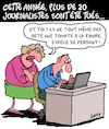 Journalistes toues