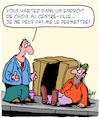 Cartoon: Loyers (small) by Karsten tagged sans,abrisme,pauvrete,revenu,economie,capitalisme,propriete,politique