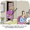 Cartoon: MARITAL RAW (small) by Karsten tagged love,men,women,marriage,violence,weapons,guns,commercials,advertising