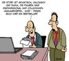 Cartoon: Moderne Literatur (small) by Karsten tagged literatur,kunst,kultur,massengeschmack,mainstream,bücher,literaturkritiker,feulleton,business,wirtschaft,bestseller