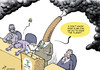 Cartoon: Durban summit (small) by rodrigo tagged durban,climate,summit,earth,pollution,environment
