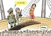 Cartoon: Freed Aung San Suu Kyi (small) by rodrigo tagged free aung san suu kyi burma myanmar poverty politics democracy military junta
