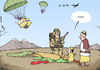 Cartoon: More troops to Afghanistan (small) by rodrigo tagged afghanistan,troops,american,usa,us,united,states,obama,military