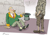 Cartoon: Poor banks! (small) by rodrigo tagged banks,help,bailout,bankruptcy,taxpayers,economy