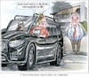 Cartoon: Nagellack (small) by Ritter-Karikaturen tagged rauchender,suv