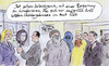Cartoon: Islamkonferenz (small) by Bernd Zeller tagged islam,konferenz,islamkonferenz