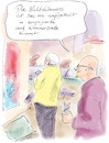Cartoon: Kunstrichtungen (small) by Bernd Zeller tagged kunst