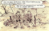 Cartoon: Lage in Afghanistan (small) by Bernd Zeller tagged afghanistan,bundeswehr,taliban
