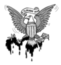 Cartoon: american eagle (small) by Nenad Vitas tagged america,business