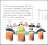 Cartoon: Kabinetssitzung (small) by Fish tagged merkel,politik,maas,syrien,krampkarrenbauer