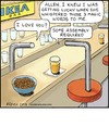 Cartoon: Ikea (small) by noodles tagged ikea,furniture,bar,allen,wrench,some,assembly,required
