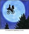 Cartoon: Lincoln (small) by noodles tagged lincoln,spielberg,movie,et,bike,noodles
