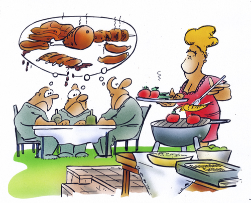 Cartoon: Grill (medium) by HSB-Cartoon tagged grill,grillen,grillfleisch,grillspies,essen,trinken,mann,frau,grillabend,grillzeug,garten,grillwurst,party,feier,barbeque,airbrushcartoon,airbrushkarikatur,karikatur,cartoon,cartoons,airbrushillustration,grill,grillen,grillfleisch,grillspies,essen,trinken,mann,frau,grillabend,grillzeug,garten,grillwurst,party,feier,barbeque,airbrushcartoon,airbrushkarikatur,karikatur,cartoon,cartoons,airbrushillustration