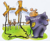 Cartoon: Windenergie (small) by HSB-Cartoon tagged windenergie,investor,strom,energie,windkraft