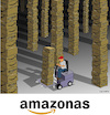 Cartoon: Amazonas (small) by Cartoonfix tagged amazonas,regenwald,amazon