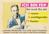Cartoon: Lindner ist FDP (small) by Guido Kuehn tagged lindner,fdp