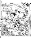 Cartoon: animal in the farm (small) by jayson arellano tagged animal