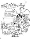 Cartoon: childrens playing (small) by jayson arellano tagged playing