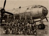 Cartoon: B-29 Superfortress (small) by Teruo Arima tagged aircraft,bomber,airplane