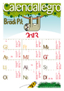 Cartoon: Clendario 2013 (small) by Giuseppe Scapigliati tagged calendar,2013