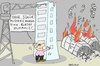 Cartoon: 11 workers died (small) by yasar kemal turan tagged 11,workers,died,turkey,construction