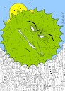 Cartoon: infestation (small) by yasar kemal turan tagged infestation