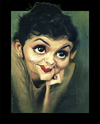 Cartoon: Audrey Tautou (small) by Jeff Stahl tagged audrey tautou french actress woman eyes lips caricature jeff stahl illustration freelance
