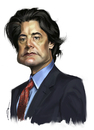 Cartoon: Kyle McLachlan (small) by Jeff Stahl tagged kyle,mclachlan
