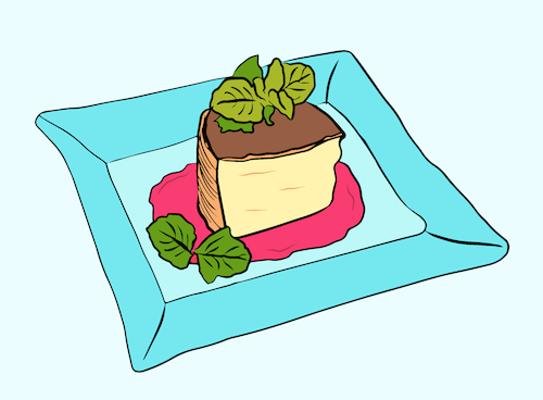 Cartoon: Dessert (medium) by alesza tagged