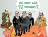 Cartoon: Ou sont les 72 vierges? (small) by Fusca tagged terror,lie,islam,suicide,assassins,terrorists,extremists