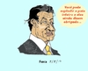 Cartoon: Stallone in Brazil (small) by Fusca tagged brazil,corruption,violence