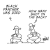 Cartoon: Black Panher Live Matter (small) by fragocomics tagged black,panher,live,matter