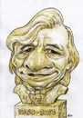 Cartoon: Yuriy Kosobukin (small) by Joen Yunus tagged kosobukin,drawing,caricature,rip