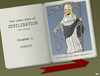 Cartoon: The Great Book of Civilization 1 (small) by Tjeerd Royaards tagged civilization,death,penalty