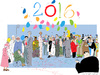 Cartoon: 2015-2016 (small) by gungor tagged world