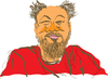 Cartoon: Ai Weiwei (small) by gungor tagged china