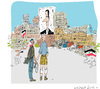 Cartoon: Bashar Al-Assad 5 (small) by gungor tagged middle,east