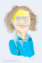 Cartoon: Draw me (small) by gungor tagged book,store