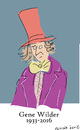 Cartoon: Gene Wilder (small) by gungor tagged usa
