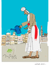 Cartoon: Hope (small) by gungor tagged yemen