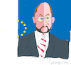 Cartoon: Martin SchulzH (small) by gungor tagged germany