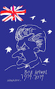 Cartoon: Robert James Lee Hawke (small) by gungor tagged australia