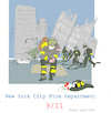 Cartoon: September 11 (small) by gungor tagged usa